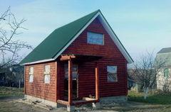 Строительство домов Строительство домов WoodHata F-D-09