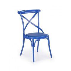 Кухонный стул Halmar K-216 (голубой)
