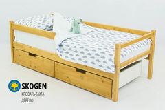 Детская кровать Детская кровать Бельмарко Skogen дерево