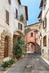 Фотообои Фотообои Vimala Дворик в Тоскане