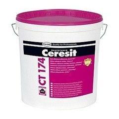 Декоративное покрытие Ceresit CT 174 2 мм 25 кг
