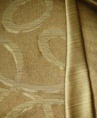 Ткани, текстиль noname Портьера с рисунком 28701-304