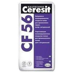 Стяжка пола Стяжка пола Ceresit CF 56 (серый)