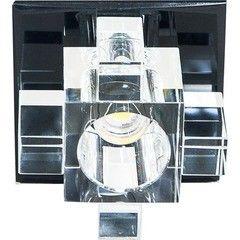 Встраиваемый светильник Feron Cветильник встраиваемый со светодиодами под патрон 1525LED