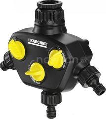 Система автоматического полива Karcher Разветвитель Karcher Распределитель 3-х канальный [2.645-200.0]