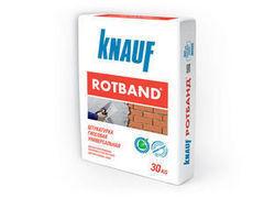 Штукатурка Штукатурка Knauf Rotband (30 kg)