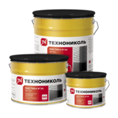 """ТехноНиколь №24 """"МГТН"""" 20 кг"""