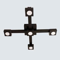 Светильник Светильник Stdlight светодиодная на 5 ламп арт. 115 Led (венге)