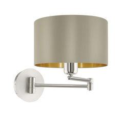 Настенный светильник Eglo Maserlo 95055