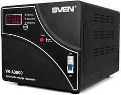 Стабилизатор напряжения Стабилизатор напряжения Sven VR-A3000