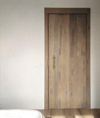 Межкомнатная дверь Межкомнатная дверь Драўляная майстэрня из массива дуба 01