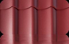 Сайдинг Сайдинг Grand Line ЭкоБрус 0.45 мм (Drap, RAL3005)