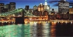 Фотообои Фотообои Prestige Ночной город №13