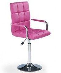 Детский стул Детский стул Halmar Gonzo розовый