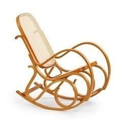 Кресло из ротанга Halmar Max Bis (ольха)