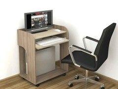 Письменный стол Тэкс Грета-10 ясень шимо/дуб сонома