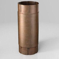 Водосточная система Roofart Scandic Copper PB - труба промежуточная