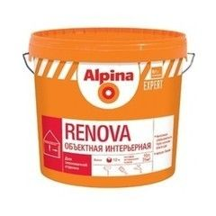 Краска Краска Alpina EXPERT Renova (белая) 10л