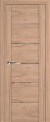 Межкомнатная дверь Межкомнатная дверь Profil Doors 99X Дуб Салинас светлый (прозрачное стекло)
