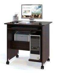 Письменный стол Сокол-Мебель КСТ-10.1 (венге)