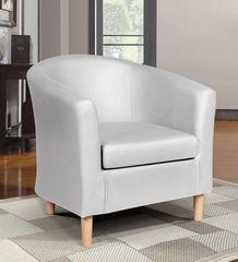 Кресло Кресло ZMF Эльф (светло-серый)