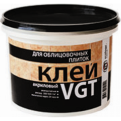 Клей Клей ВГТ Акриловый для облицовочных плиток 1.7 кг