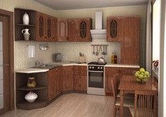 Кухня Кухня Сурская мебель Настя
