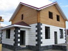 Строительство из газосиликатных блоков ИП Клименков В. Н. Пример 1