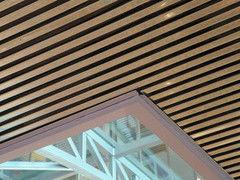 Подвесной потолок Подвесной потолок Албес Кубообразная рейка