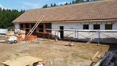 Строительство домов Строительство домов СтройСпецПартнер в д. Нелидовичи Минского района