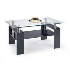 Журнальный столик Halmar Diana H (черный)
