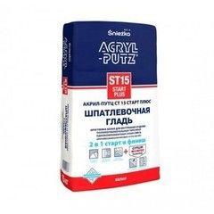 Шпатлевка Шпатлевка Acryl Putz ST15 Start plus (15 кг)