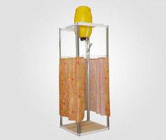Летний душ для дачи Летний душ для дачи Элтерм 60л с подогревом