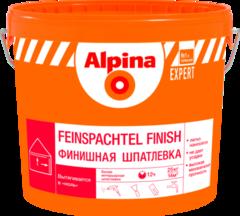 Шпатлевка Шпатлевка Alpina Expert финиш (4,5 кг)