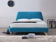 Кровать Кровать Signal Gant 160х200 (бирюзовая)
