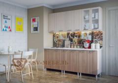 Кухня Кухня SV-Мебель Карамель 2