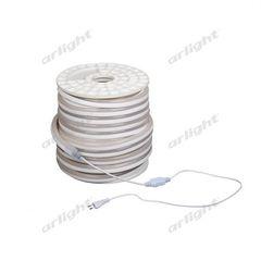 Декоративная светотехника Arlight Гибкий неон ARL-CF2835-Classic-220V Day White (26x15mm)