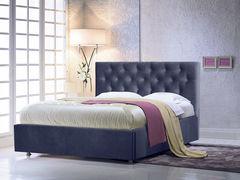 Кровать Кровать ZMF Фантазия (сп. место 180х200 см., темно-серый)