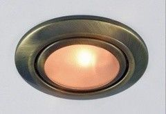 Встраиваемый светильник Arte Lamp A2023PL-3AB
