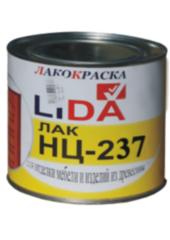 Лак Лак Lida НЦ-237 ПМ