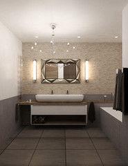 Дизайн ванной MMInteriors Пример 14