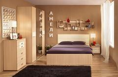 Спальня Глазовская мебельная фабрика Амели 3