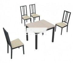 Обеденный стол Обеденный стол СтолПлит Диез Т2 + Этюд Т4