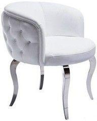 Кухонный стул Кухонное кресло Kare Emporio White 76204