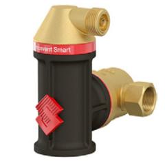 Комплектующие для систем водоснабжения и отопления Meibes Сепаратор воздуха Flamcovent Smart 1 1/2 (30005)