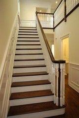 Деревянная лестница Деревянная лестница Кошель А.М. Вариант 4 одномаршевая