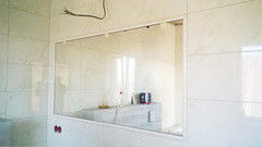 Мебель для ванной комнаты Valtera настенное серебро 4 мм