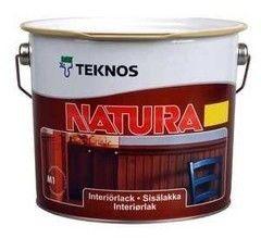 Лак Лак Teknos Natura (2.7 л)