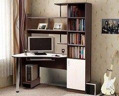Письменный стол Стол компьютерный Мебель-Класс Соната МК-97