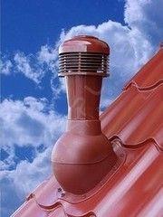 Кровельная вентиляция WIRPLAST Вентиляционный выход PERFEKTA D 110 К-50